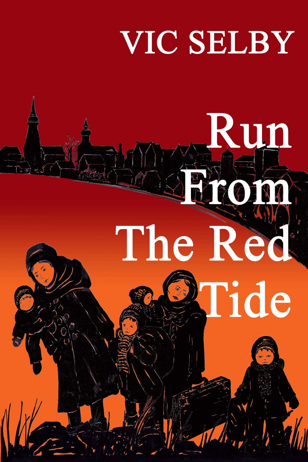 run from the red tide